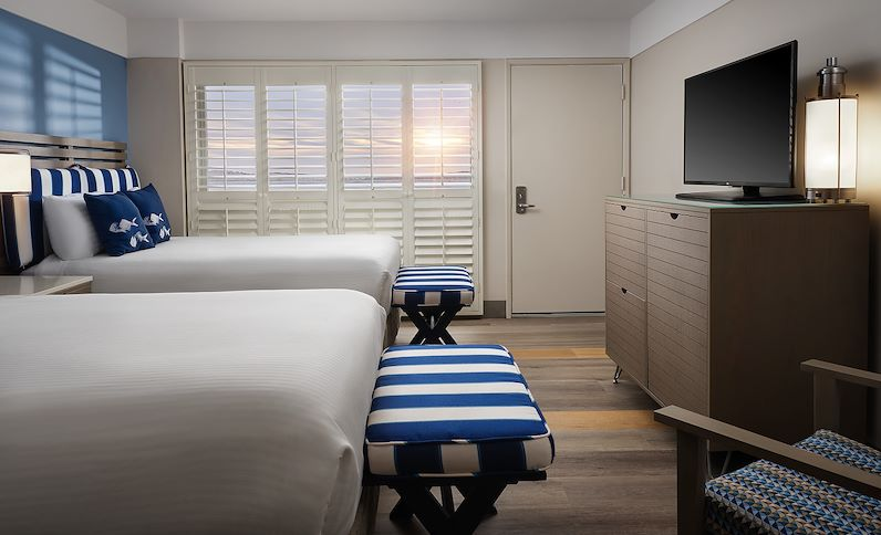 Renovated Guest Room