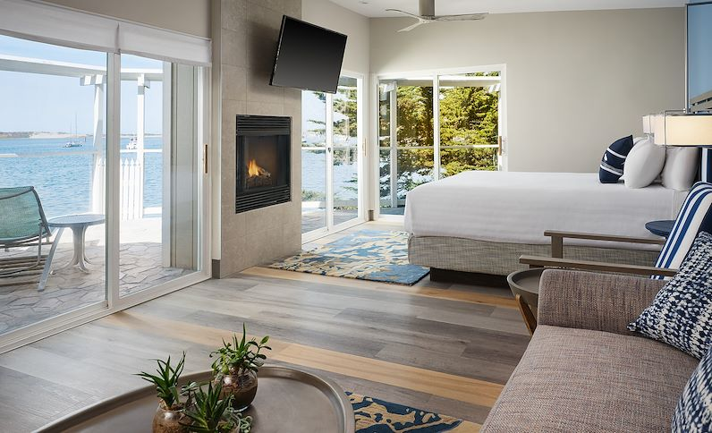Renovated Bay Front Suite